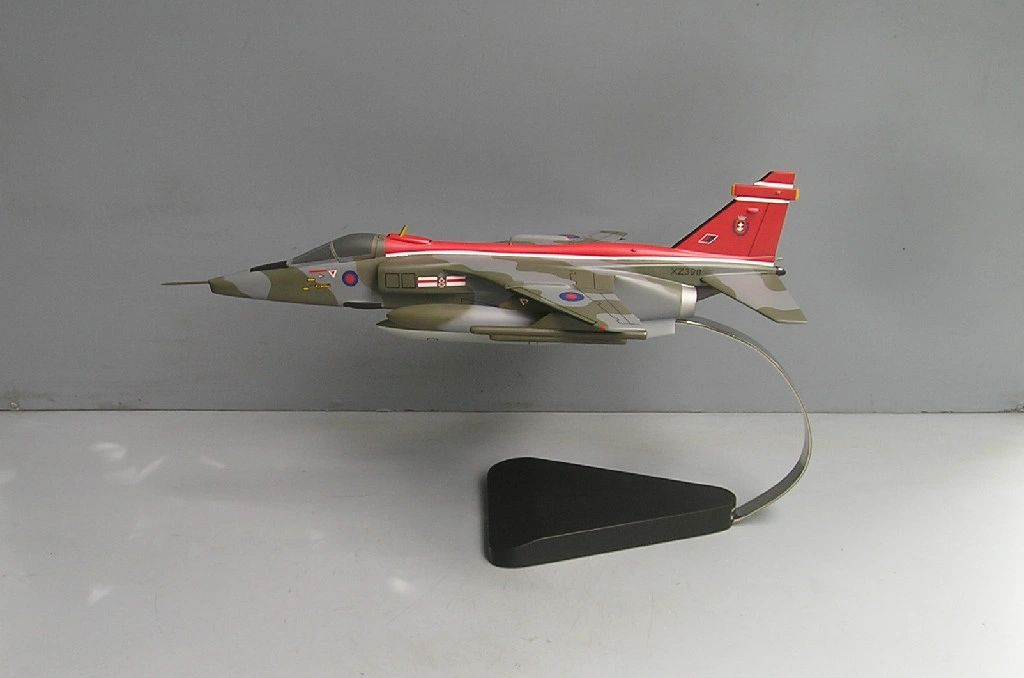 Jaguar GR1 custom model