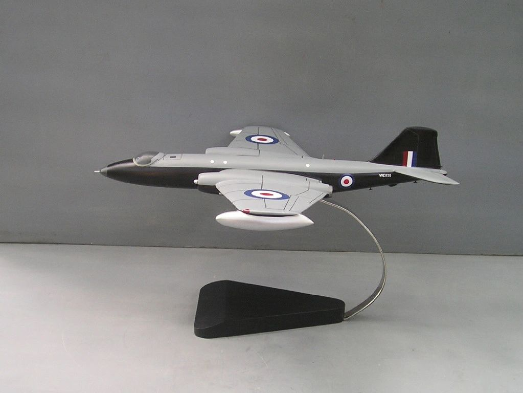 Canberra desktop model