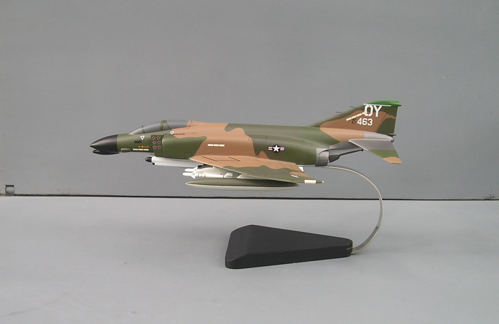 F-4D Phantom Custom models