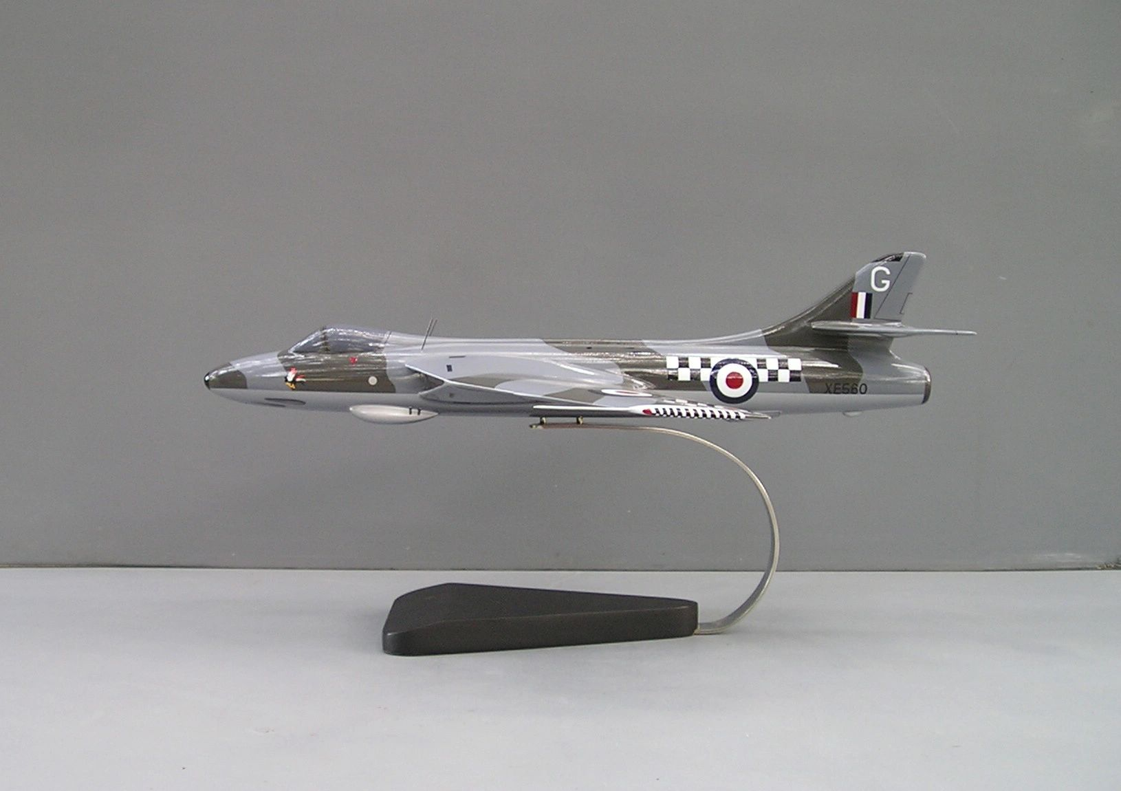 Hunter F6 custom model
