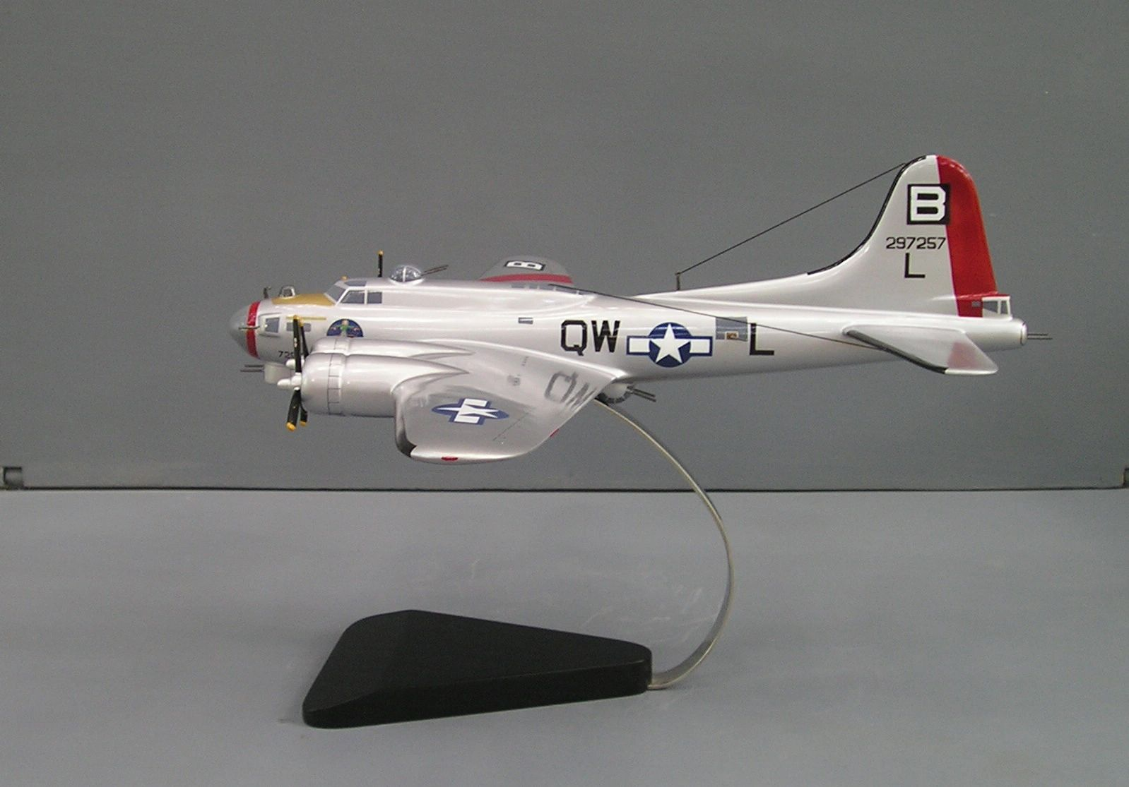 B-17G Flying Fortress custom model