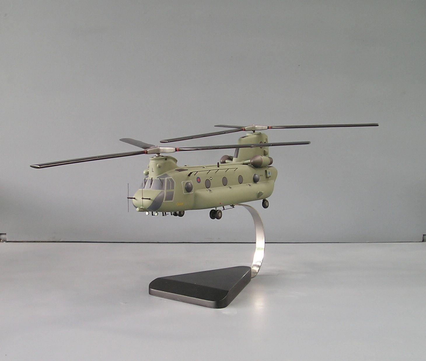 chinook custom model