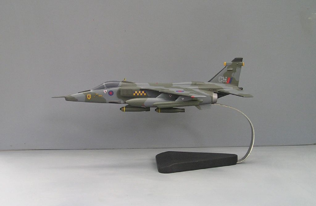 Jaguar custom model