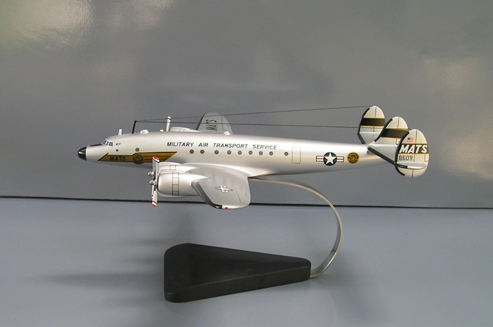 C-121 Constellation custom model