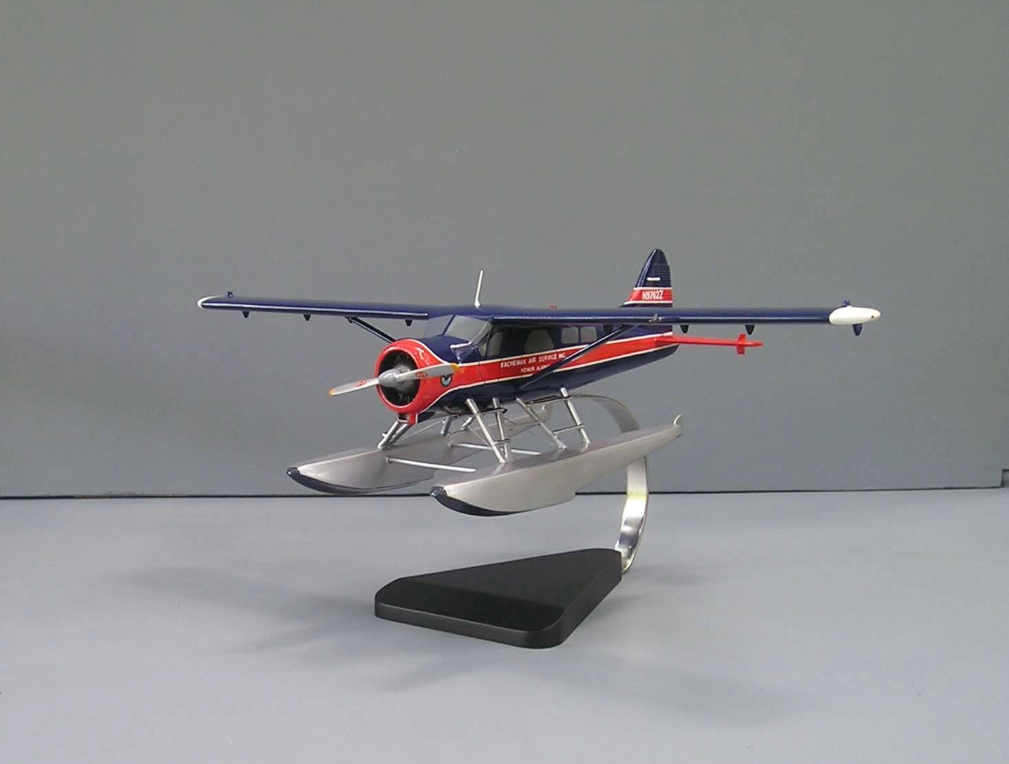 bush plane custom models
