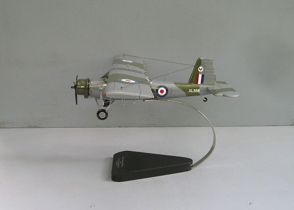 Scottish Aviation Pioneer custom model