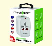 Worx international travel adaptor as per my trusted electrician in carshalton, coulsdon, wallington