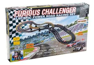 Symths Toys - Furious Challenger my trusted electrician in carshalton, wallington, coulsdon