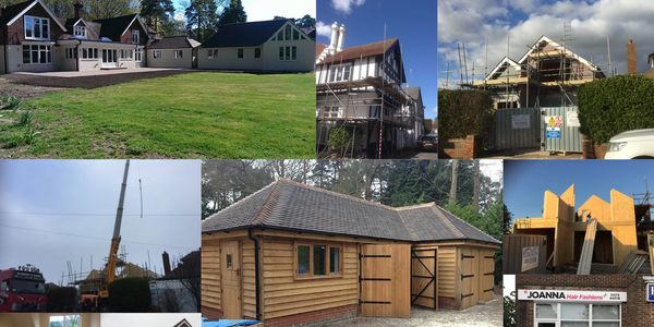 New build, extensions, renovations, residential and commercial