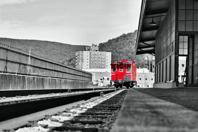 Cumberland, Maryland Train Station