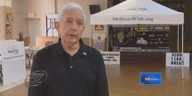 News 12 promotes Melissa's Wish is a not-for-profit organization helping caregivers assisting those