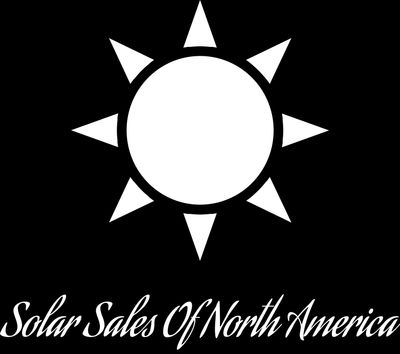 Welcome to Solar Sales Of North America!