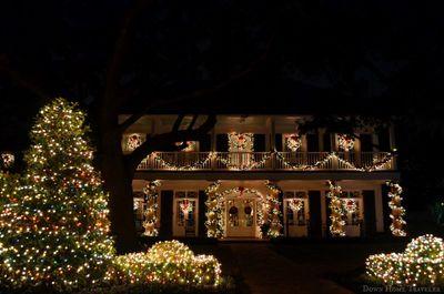 Christmas Light Tour Four Winds Carriage Company