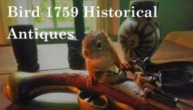 Bird 1759  Historical Antiques