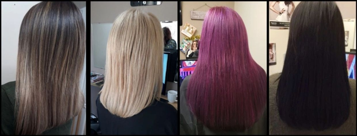 Human hair extensions in Darlington New U Hair