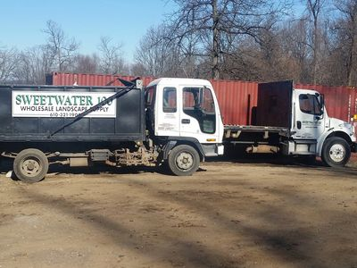 Sweetwater Trucks ready for deliveries