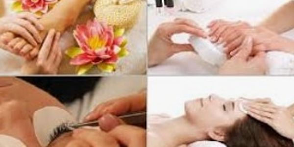 Holistic wellbeing at the beauty suite