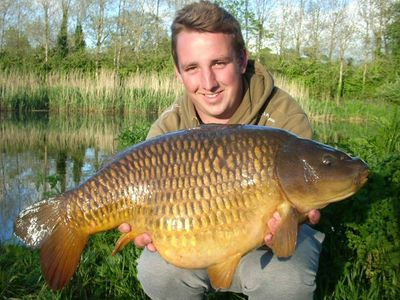 Specimen Carp Lake, West Devon, Cornwall, Milemead Fisheries