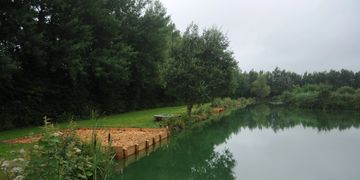 Catfish and Carp Lake, West Devon, Cornwall, Milemead Fisheries