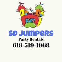 #1 Party Rentals in San Diego | Jumpers