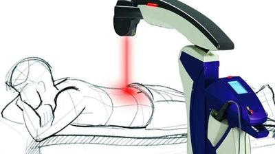 MLS Laser Therapy at Meadows Chiropractic