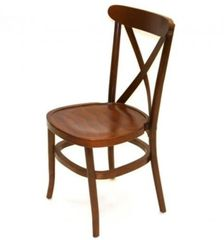 Cross back wedding chair hire in Lincolnshire, wedding furniture hire, Lincoln Marquees.