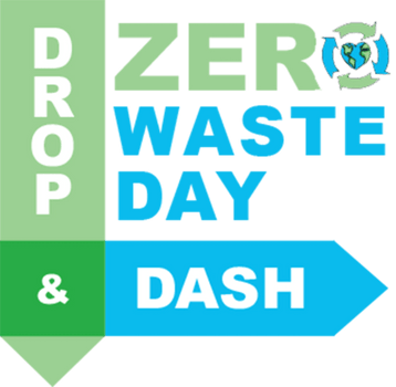 Zero Waste Day - Drop and Dash