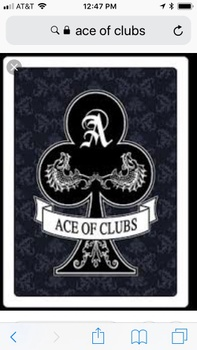 Ace of club