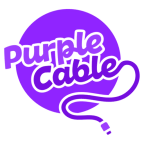 Purple Cable