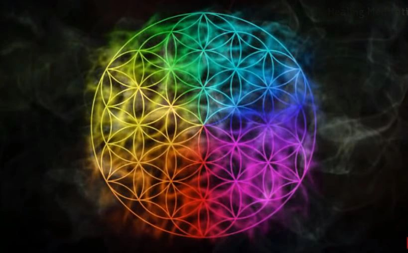 Flower of Life and the Divine Love Frequency of Humanity
