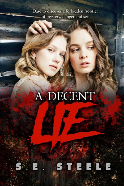 "Cover of the book ""A Decent Lie"""