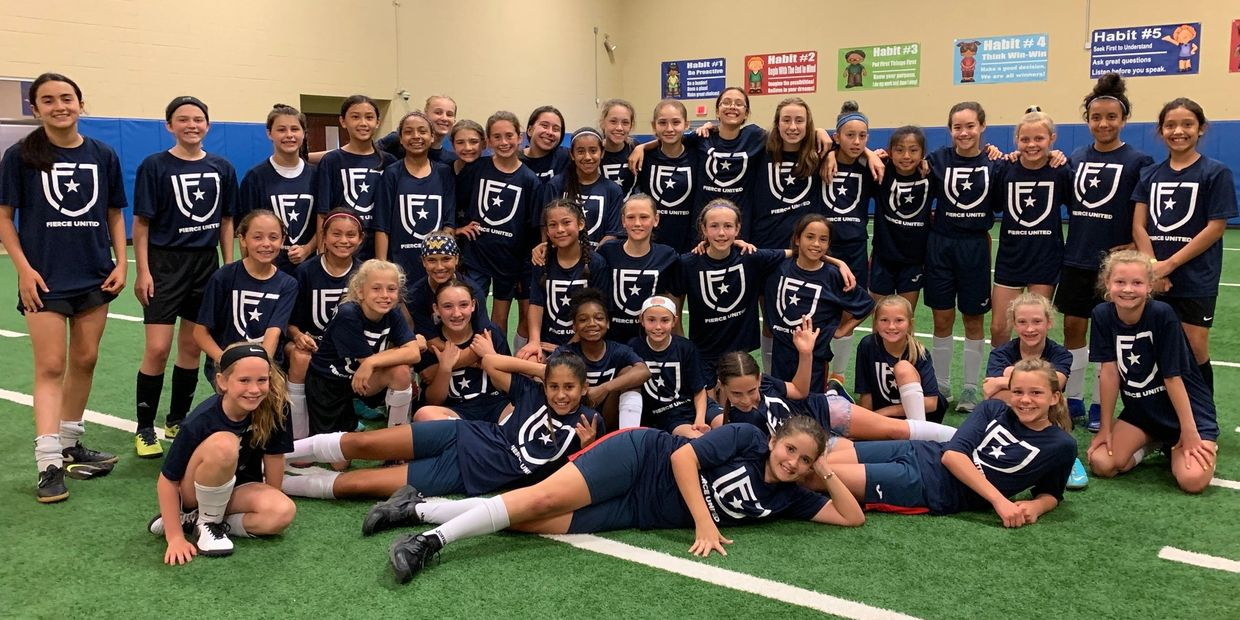 FIERCE girls soccer tryouts attract a large turnout from Austin, Round Rock, Pflugerville and Hutto.