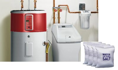 Salt Water Softener