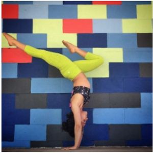 Hand-balancing is a delicate integration of body, mind, & breath...and more accessible than you thin