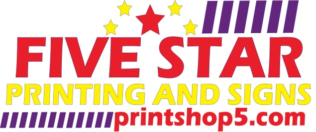 Five Star Printing and Signs LLC