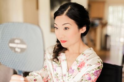 Makeup Artist specializing in Asian makeup.