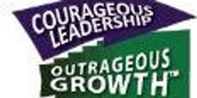 Courageous Leadership Outrageous logo