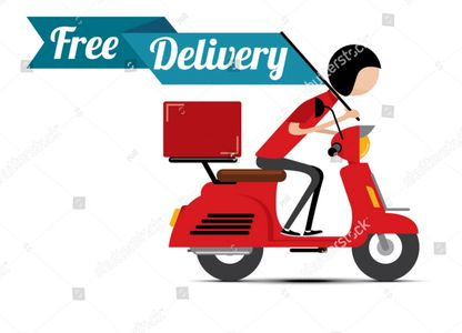 Free Delivery for any College student in Boston