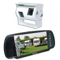 Smiths Caravan Services Rear View Camera