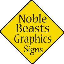 Noble Beasts Graphics Signs