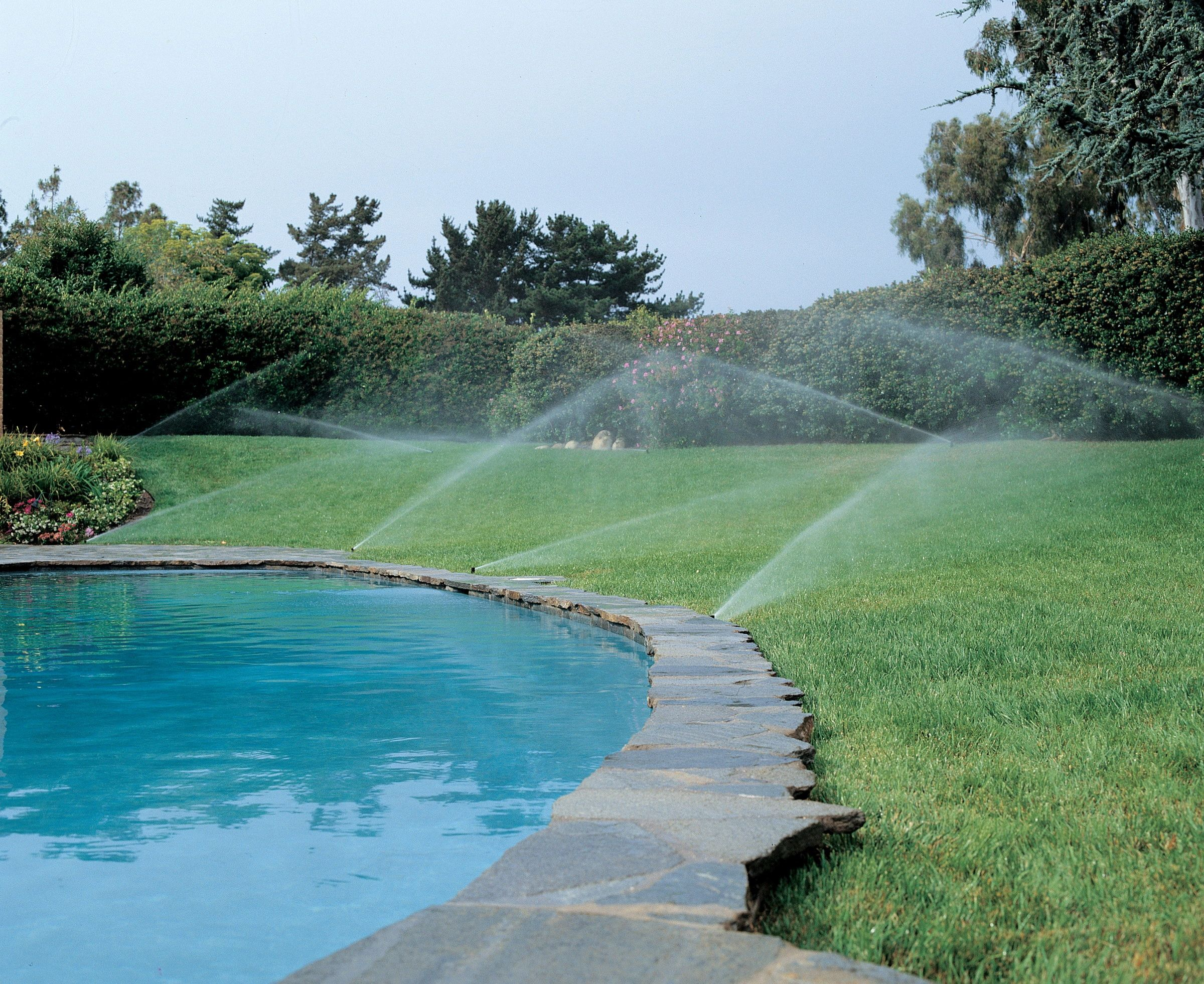lawn sprinkler repair, broken sprinkler head, broken sprinkler pipe, sprinkler valve repair