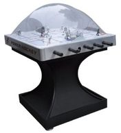 Dome Air Hockey