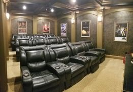 Home theater, design, install