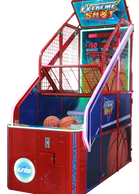 Extreme Shot Basketball Arcade
