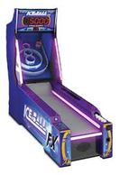 Ice Ball Skeeball