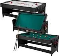 Fat Cat 2-in-1 pockey game table