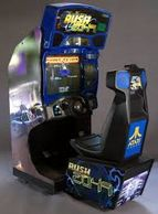 Rush 2049 Driving Game Arcade
