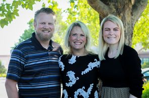 The TWCTC Supervision Team: Heather Tustison, LCPC Robert McIntyre, LCPC Alyssa Peters, LPC