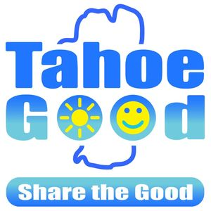 Tahoe Good™ goods & apparel. Motivating inspiring cards gratitude tokens stickers hats shirts