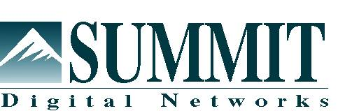 SUMMIT  DIGITAL NETWORKS